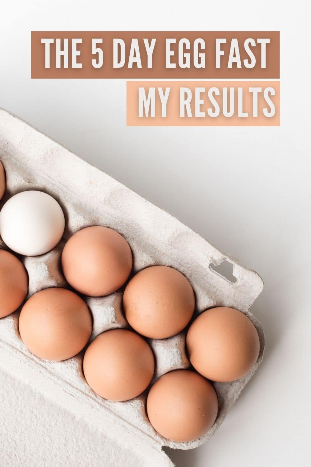 I Did a 5 Day Egg Fast on the Keto Diet and This Is What Happened via @mysweetketo